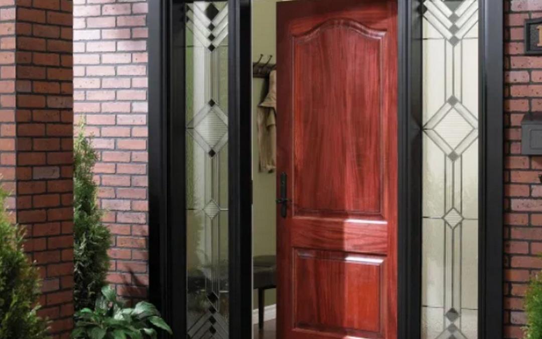 Kusen Aluminium Pintu Kayu, Kombinasi Yang Menarik